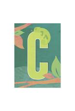 Monimari Letter C