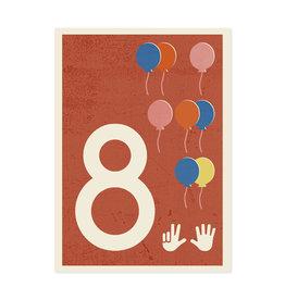 Monimari Verjaardag 8