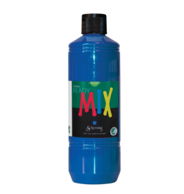 Ready mix donkerblauw