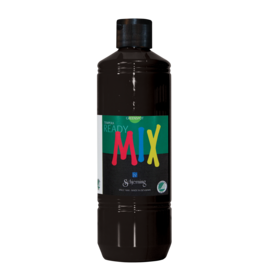 Ready mix zwart