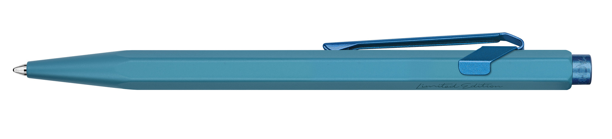 Caran d'Ache 849 Claim your style 2021 glacier blue