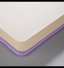 Sketch book pastel violet 12x12cm