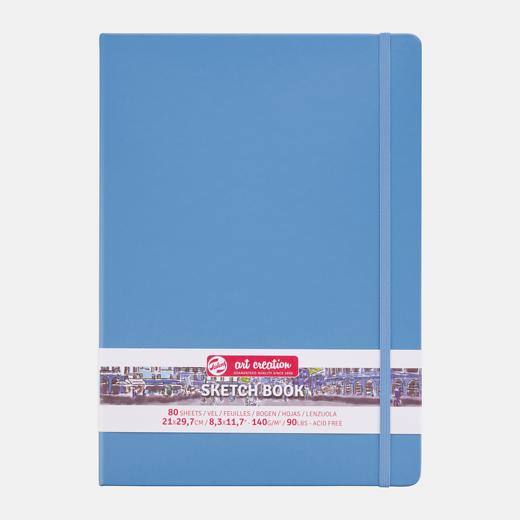 Sketch book lake blue A4