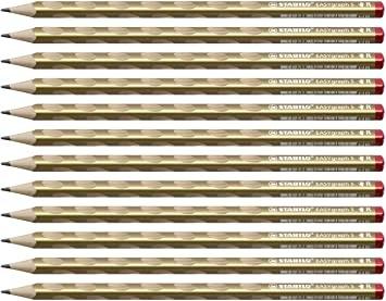 Stabilo easygraph S gold R