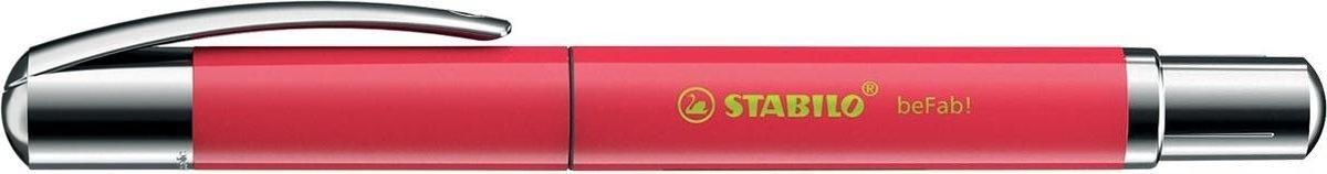 Stabilo Befab roller pink