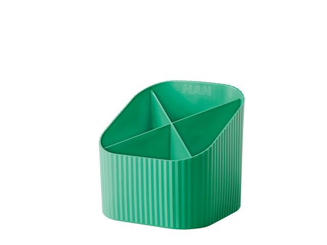 Pennenkoker groen