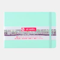Sketch book fresh mint 21x14,8cm