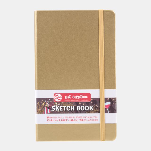 Sketch book kraft 9x14cm
