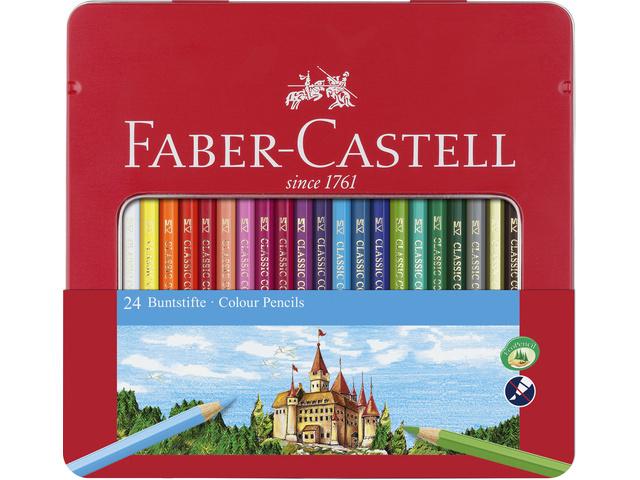 Faber castel 24 kleuren