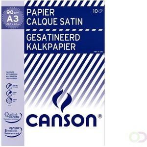 canson Canson kalkpapier map A3