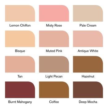 Promarker skin tones 12