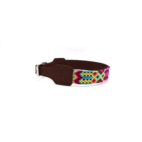 XUXO Halsband multikleur - XL