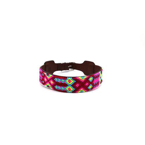 XUXO Collar pink - XL