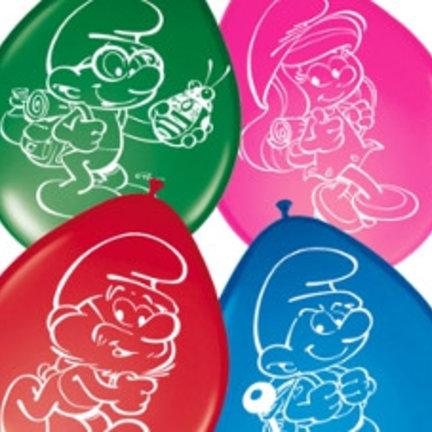 Ballonnen speciaal voor kinderfeestjes