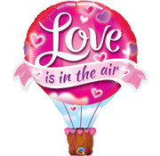 Qualatex Heliumballon XL Love is in the Air