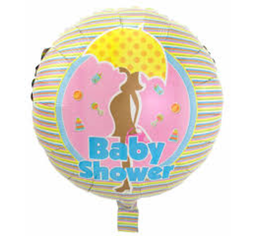 Heliumballon Baby Shower