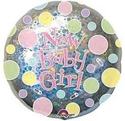 Anagram Heliumballon New Baby Girl