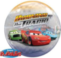 Heliumballon Bubbles Cars Lightning McQueen