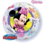 Heliumballon Bubbles Minnie Mouse