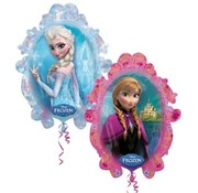 Qualatex Heliumballon XL Frozen - Anna en Elsa