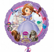 Qualatex Heliumballon Disney Sofia the First