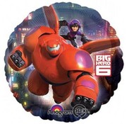 Qualatex Heliumballon Big Hero 6