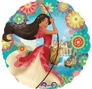 Qualatex Heliumballon Disney Elena of Avalor