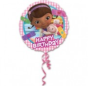 Qualatex Heliumballon Happy Birthday Doc Mc Stuffins