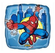 Qualatex Heliumballon Spiderman