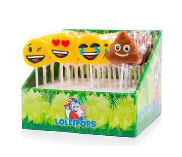 Felko Emoticon Lolly | 40 gram
