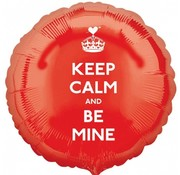 Anagram Heliumballon  Keep Calm and Be Mine