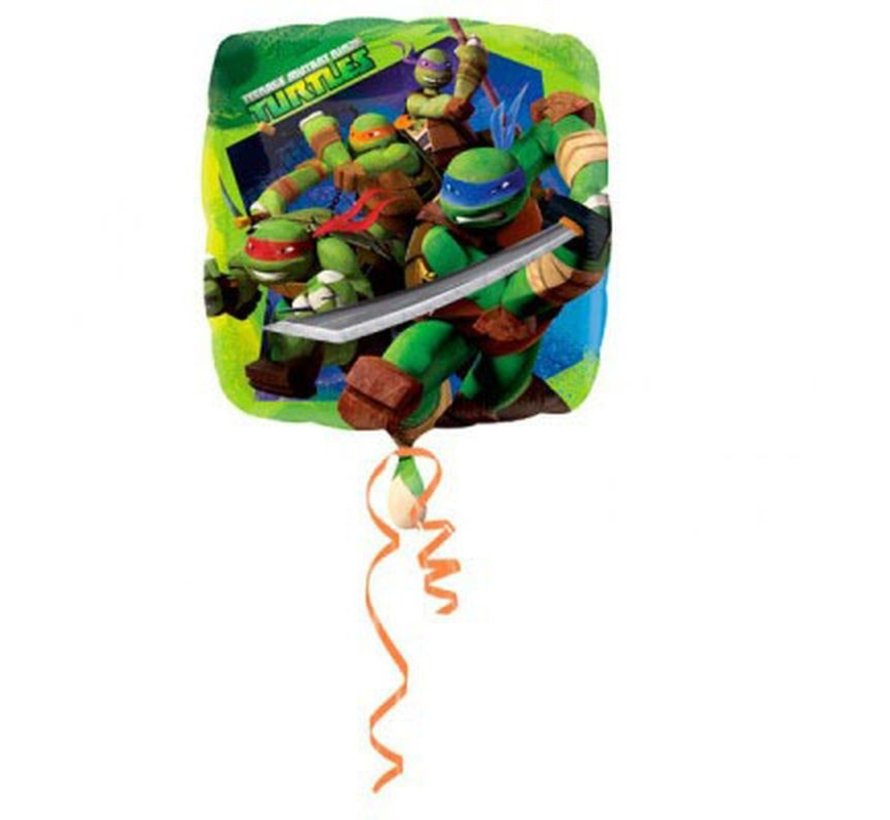 Heliumballon Ninja Turtles