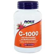 NOW Foods Vitamin C 1000 mit rozenbottel bioflavonoiden