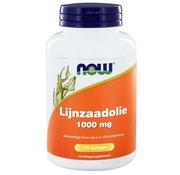 NOW Foods Lijnzaadolie 1000 mg