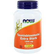 NOW Foods Teunisbloemolie Extra Sterk 1300 mg