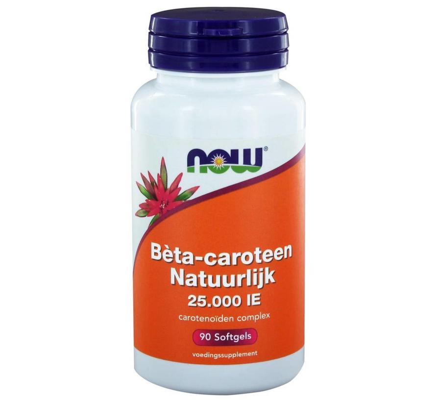 Bèta-caroteen Natuurlijk  90 softgels