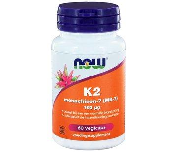 NOW Foods K2 Menachinon 7 100 µg