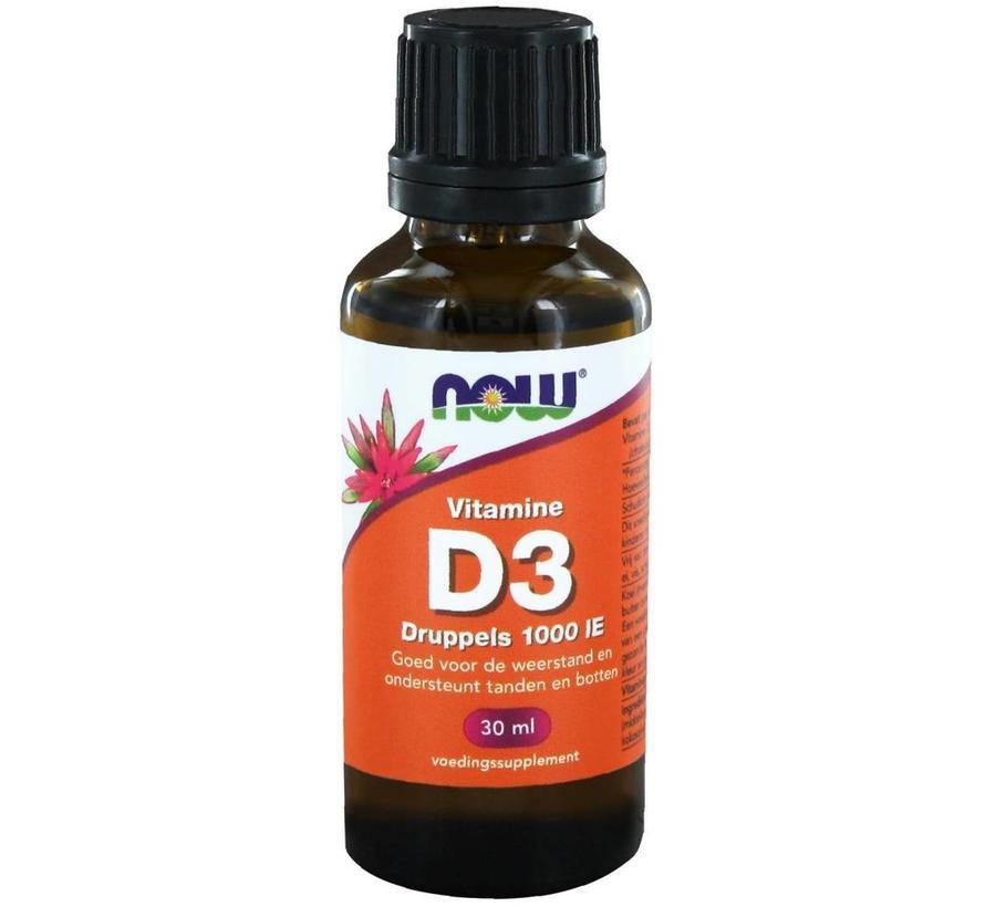 Vitamin D3 tropfen 1000 IE  30 ml