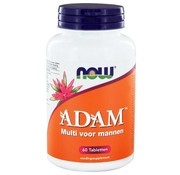 NOW Foods ADAM Multivitamine voor mannen  60 tab