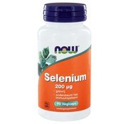 NOW Foods Selenium 200 µg  90 Vcaps