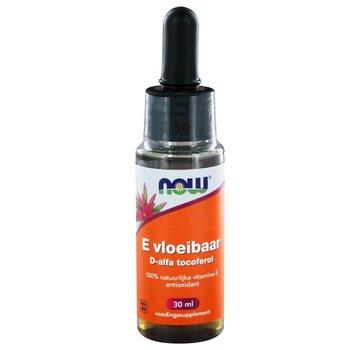 NOW Foods Vitamine E 13.650 IE d-alfa tocoferol