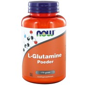 NOW Foods L-Glutamine Poeder
