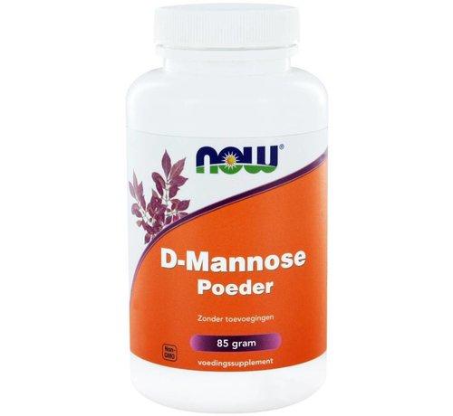NOW Foods D-Mannose Poeder 85 gram