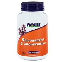 Glucosamine & Chondroïtine 60 tabs