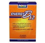 NOW Foods Energy B12 2000 microgram