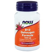 NOW Foods B12 Geheugen Formule 1000 µg NOW Foods