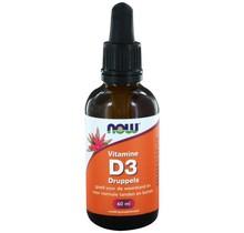 Vitamine D3 druppels 60ml