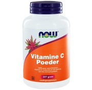 NOW Foods Vitamine C ascorbinezuur Poeder