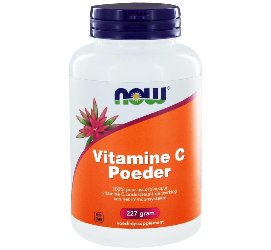 Vitamine C ascorbinezuur Poeder 227 gram