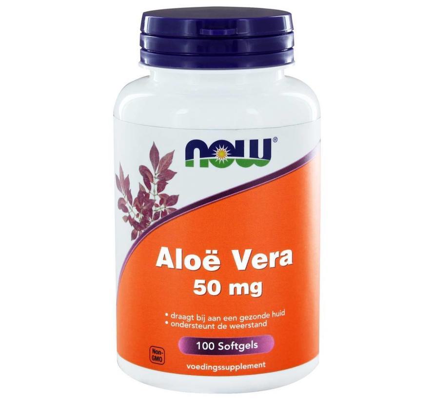 Aloë Vera 5000 mg 100 softgels